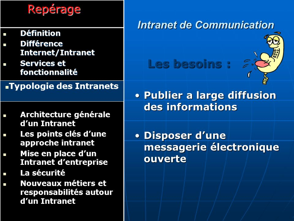 Intranet de Communication