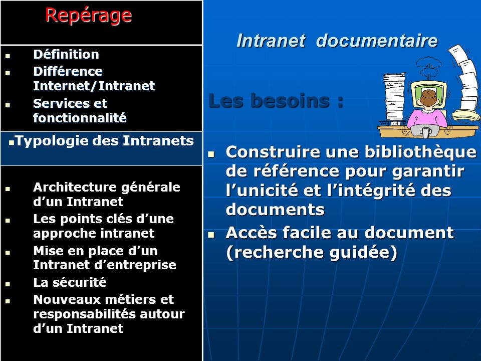 Intranet documentaire