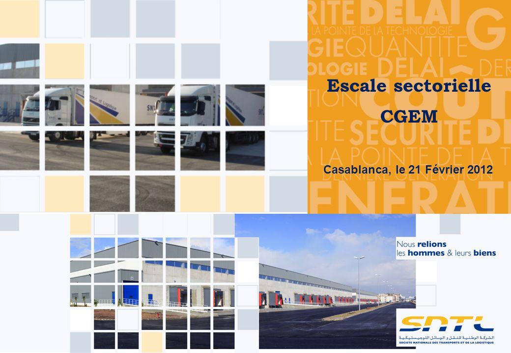 Escale sectorielle CGEM