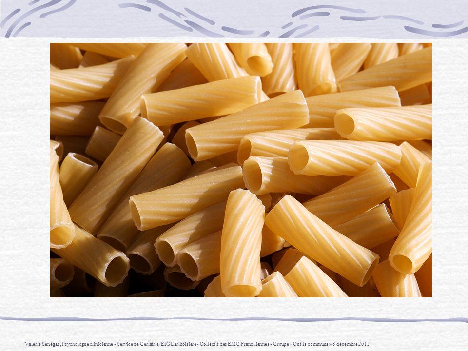 Lacan l homme est un macaroni ; un trou avec de la pâte autour
