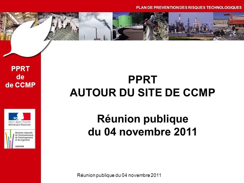 Réunion publique du 04 novembre 2011