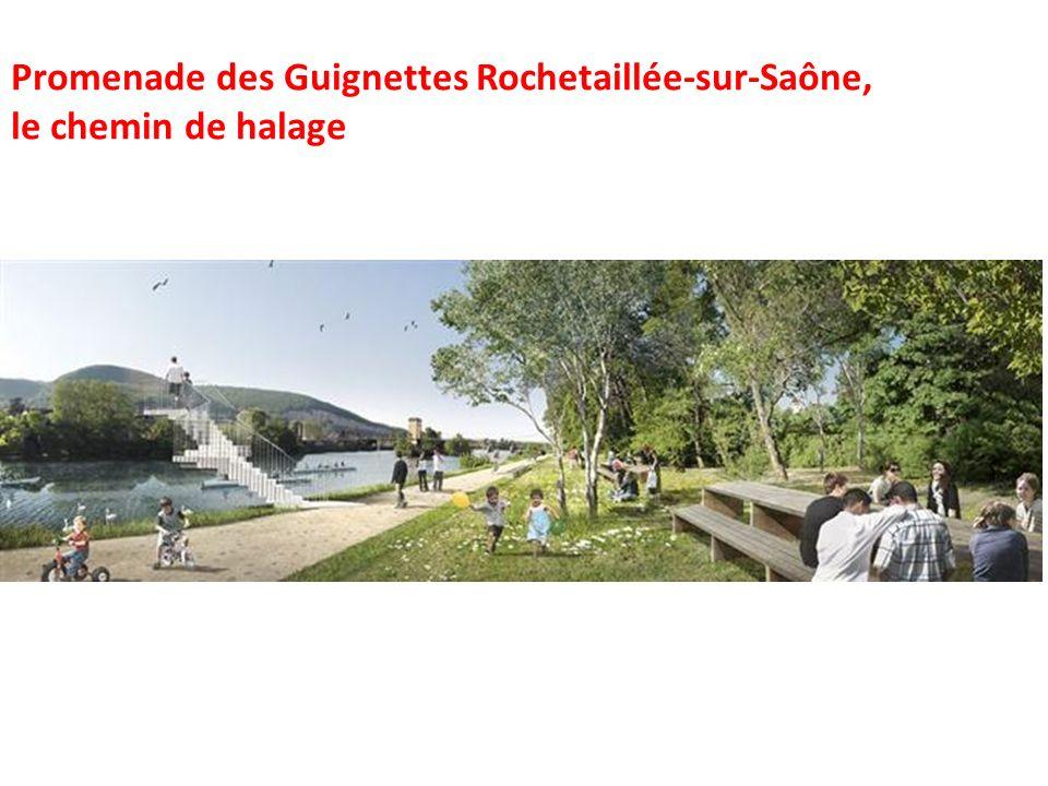 Promenade des Guignettes Rochetaillée-sur-Saône,