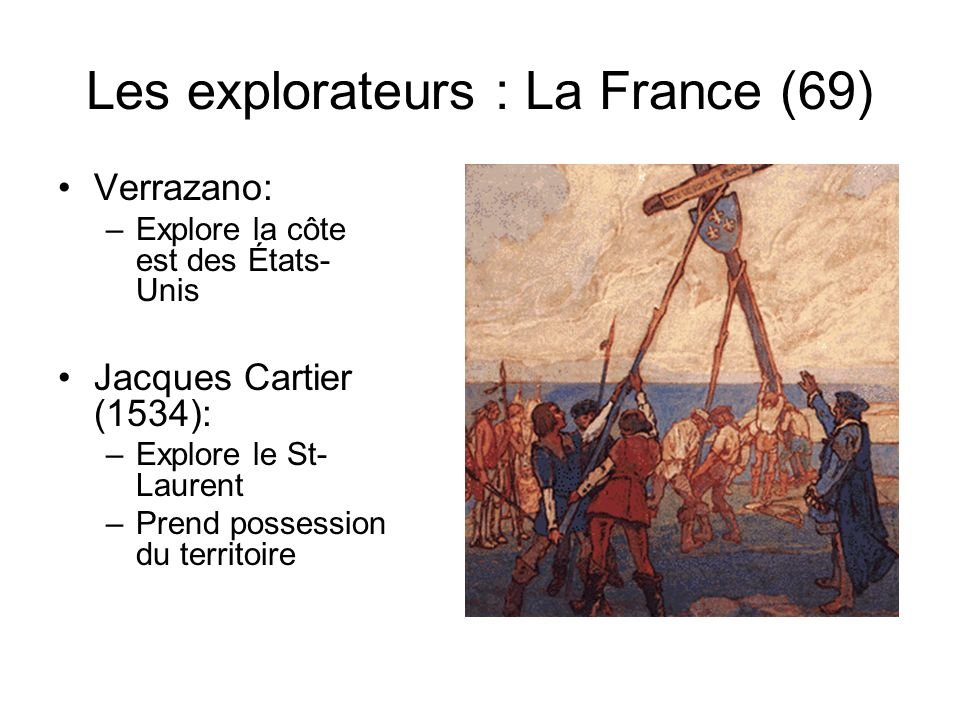 Les explorateurs : La France (69)