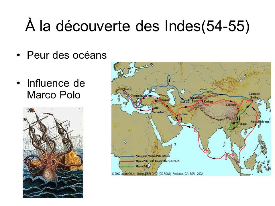 À la découverte des Indes(54-55)