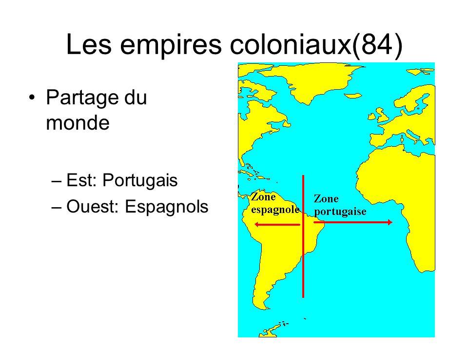 Les empires coloniaux(84)