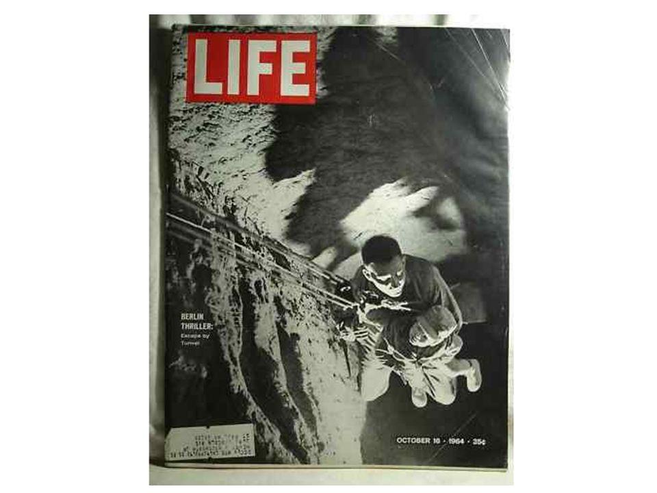 1964, couverture du Life Magazine