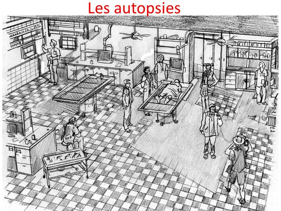 Les autopsies