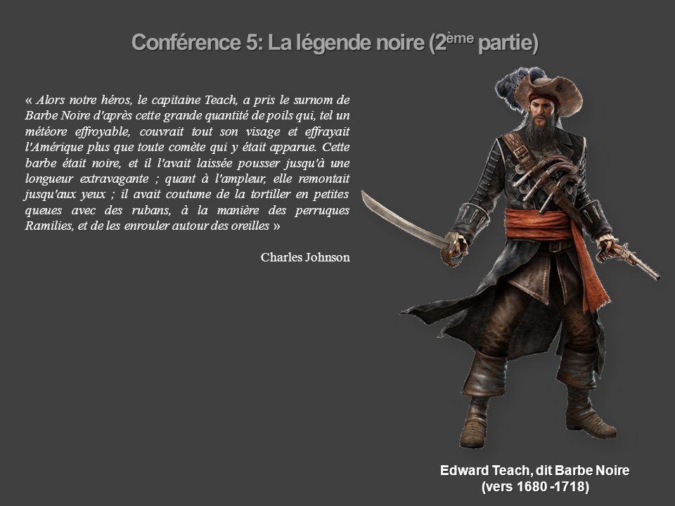 Conférence 5: La légende noire (2ème partie)