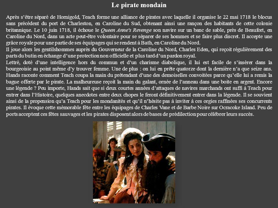Le pirate mondain