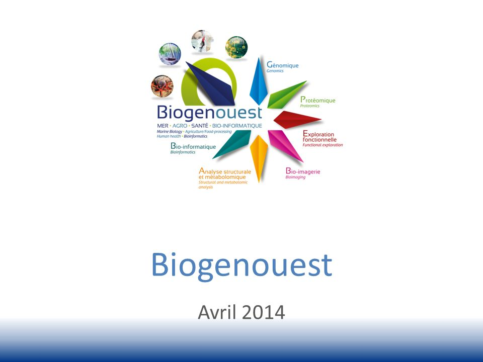 Biogenouest Avril 2014