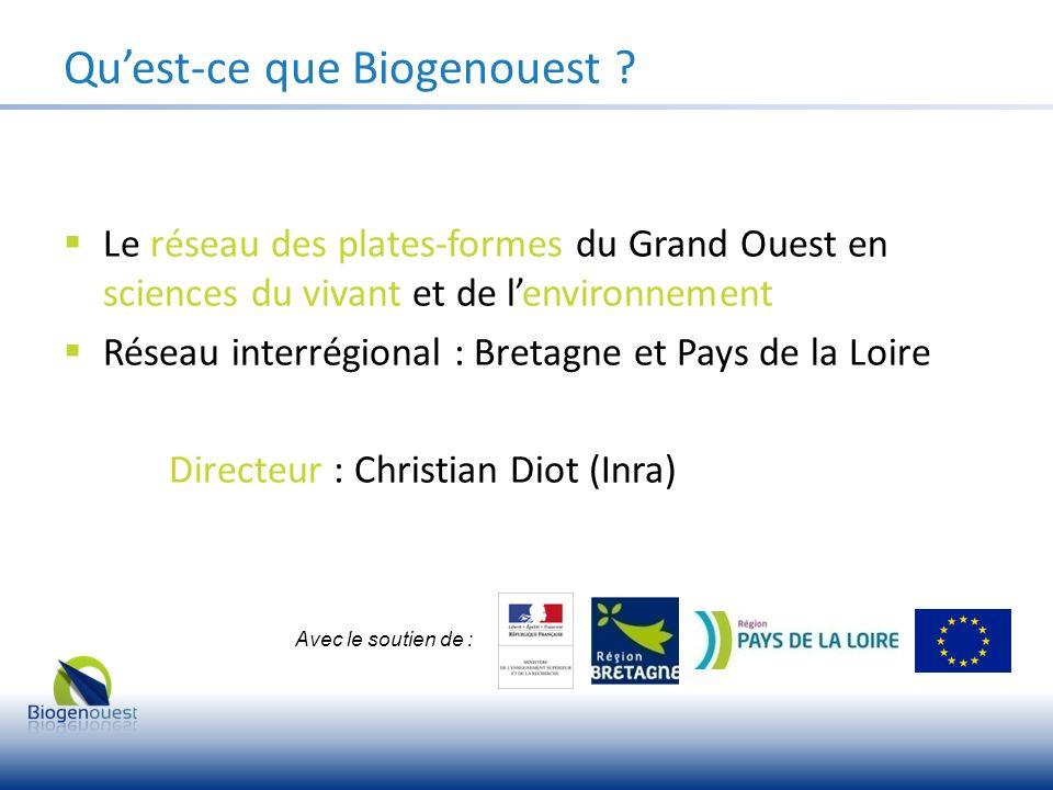 Qu'est-ce que Biogenouest