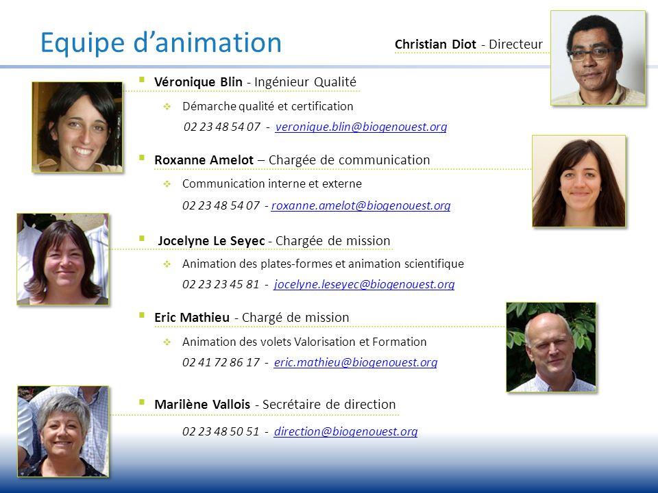 Christian Diot - Directeur