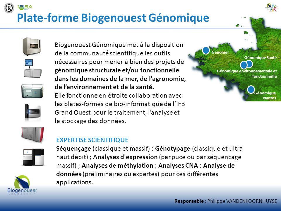 Plate-forme Biogenouest Génomique