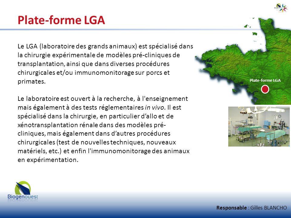 Plate-forme LGA
