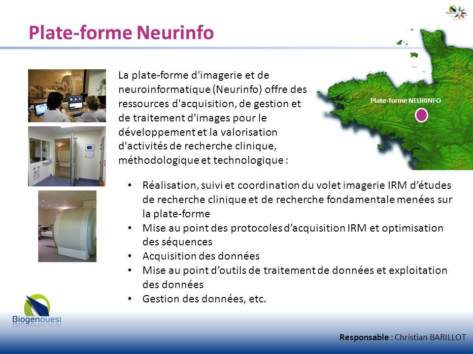 Plate-forme Neurinfo
