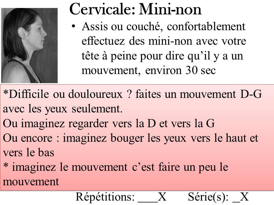 Cervicale: Mini-non