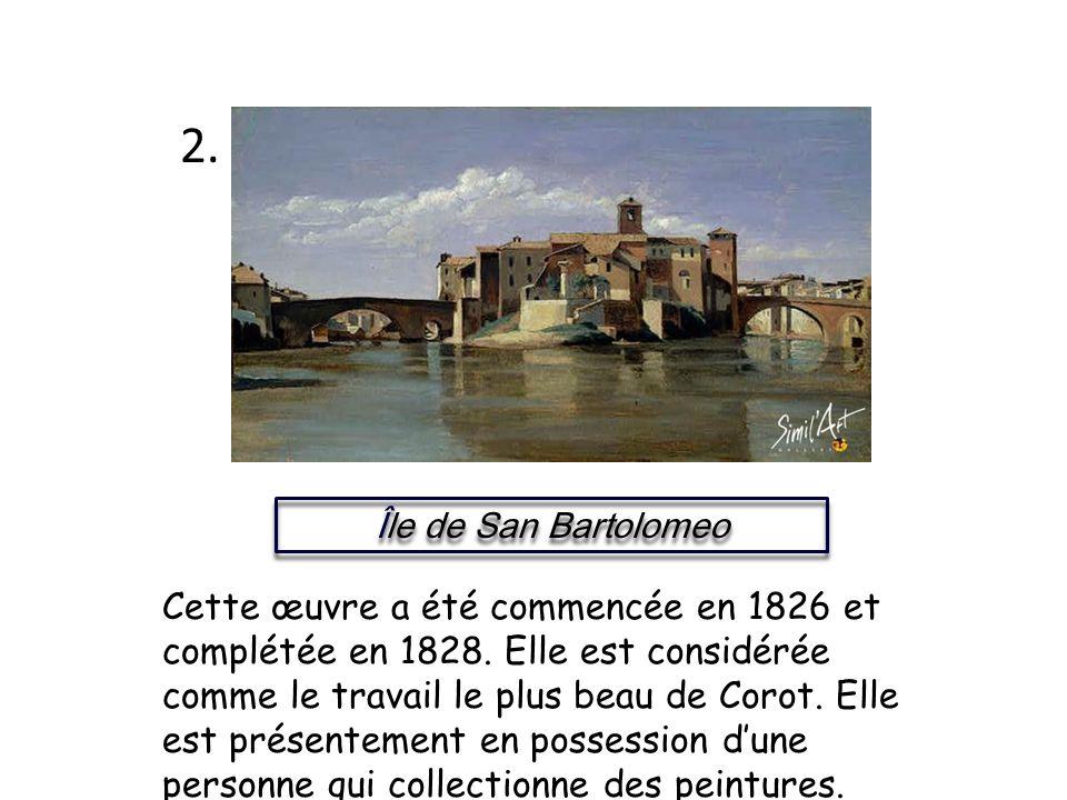 2. Île de San Bartolomeo.