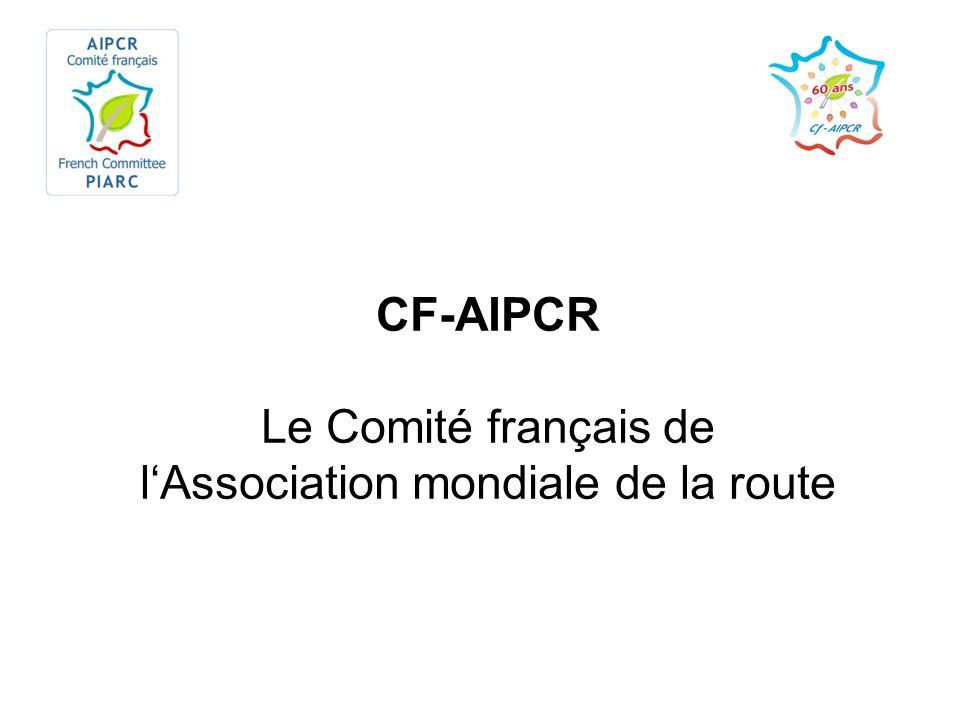 CF-AIPCR Le Comité français de l'Association mondiale de la route