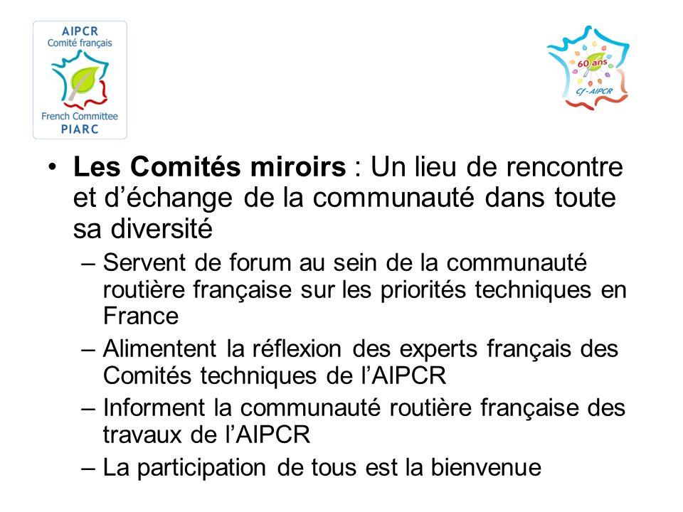 Les Comités miroirs : Un lieu de rencontre et d'échange de la communauté dans toute sa diversité