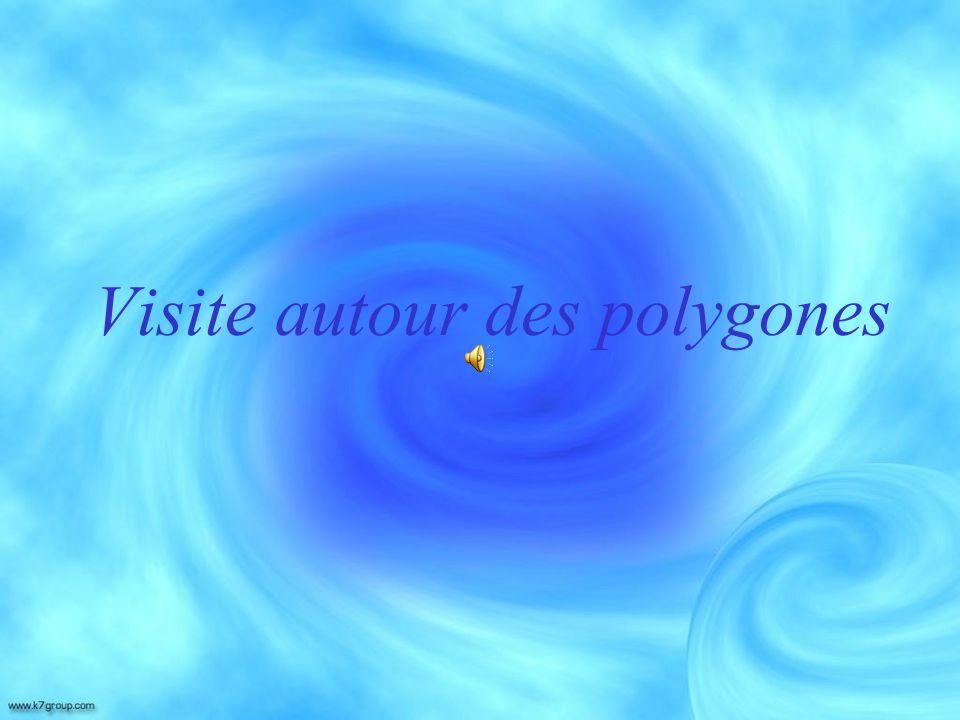Visite autour des polygones