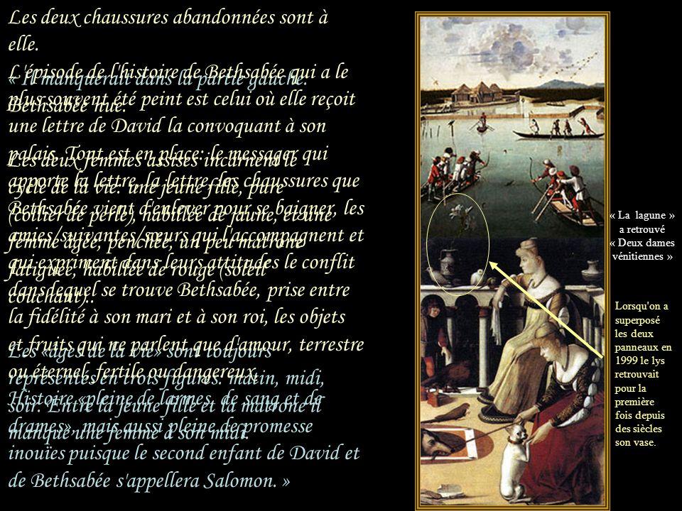 « La lagune » a retrouvé « Deux dames vénitiennes »