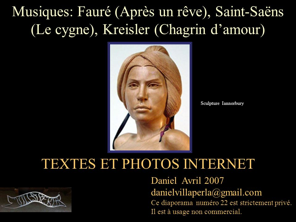 TEXTES ET PHOTOS INTERNET