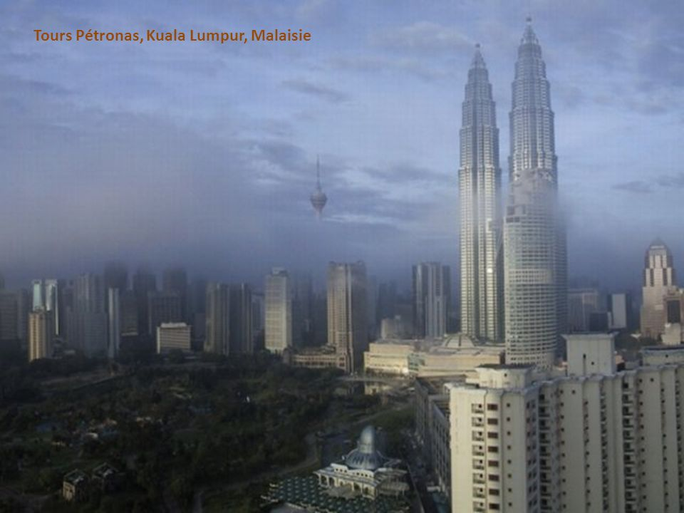 Tours Pétronas, Kuala Lumpur, Malaisie