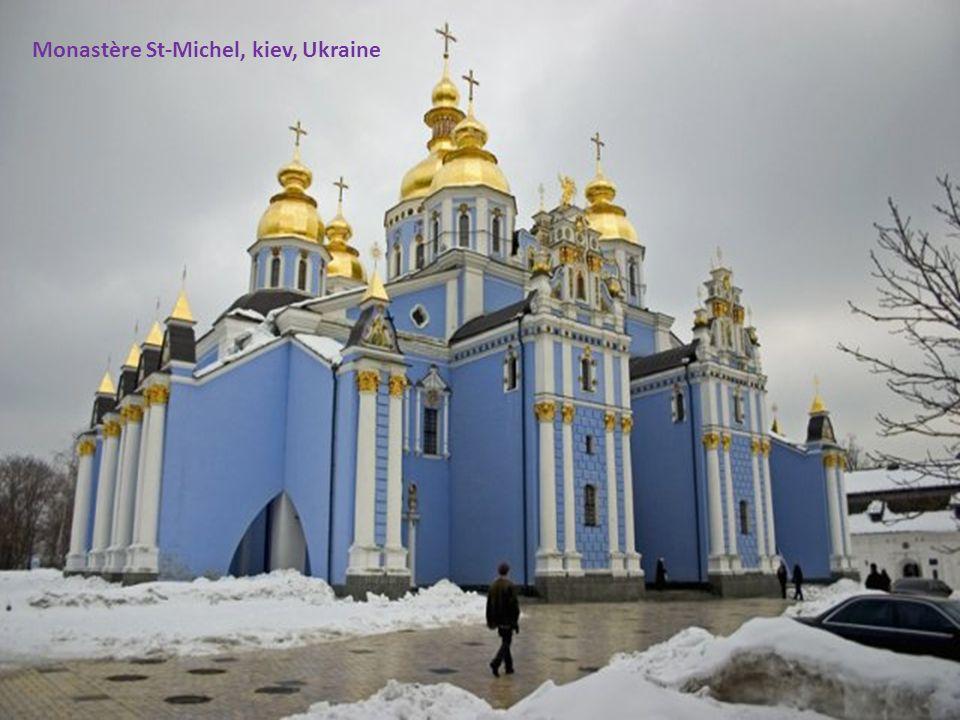 Monastère St-Michel, kiev, Ukraine