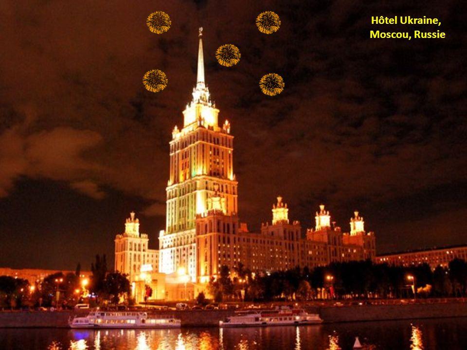 Hôtel Ukraine, Moscou, Russie