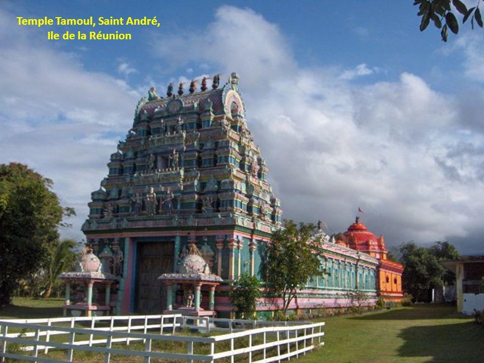 Temple Tamoul, Saint André,