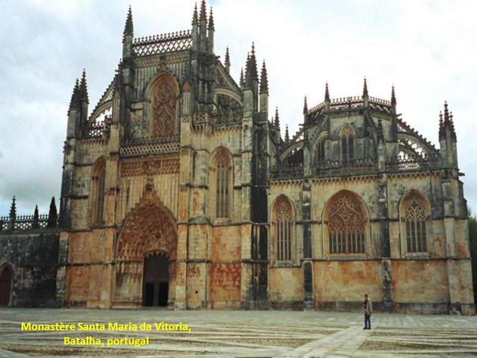 Monastère Santa Maria da Vitoria,