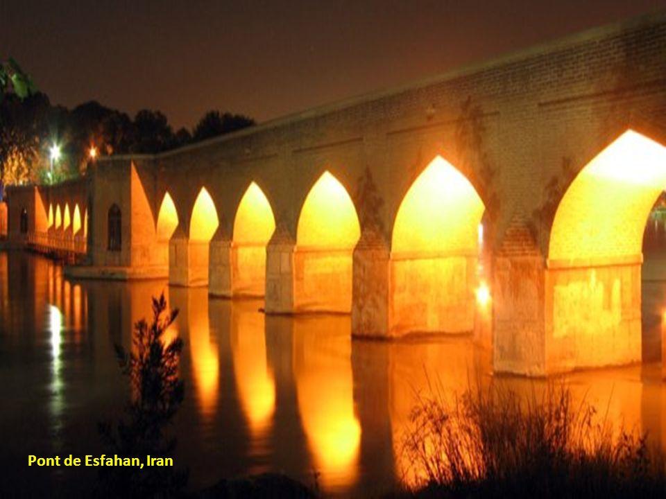 Pont de Esfahan, Iran
