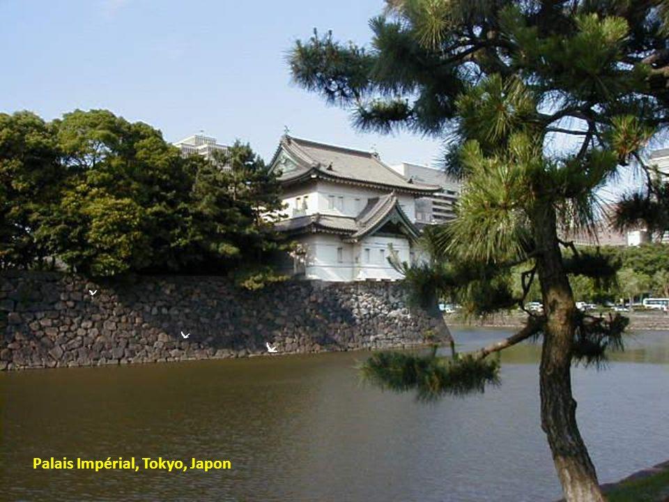 Palais Impérial, Tokyo, Japon