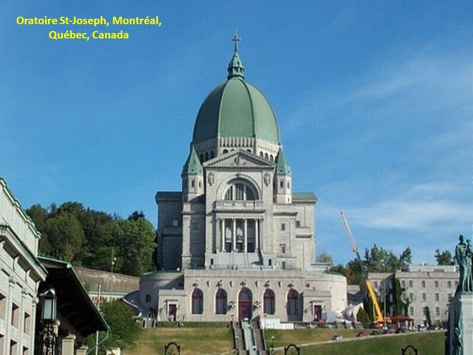 Oratoire St-Joseph, Montréal,