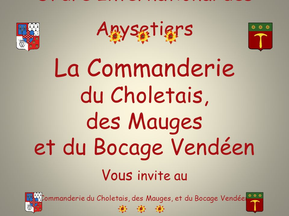 Ordre International des Anysetiers