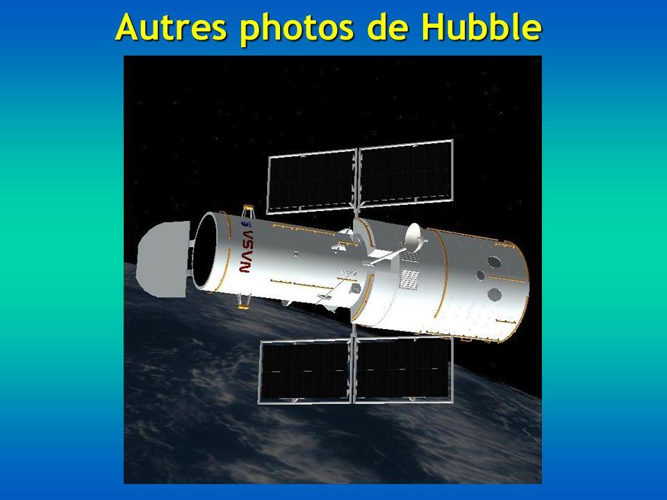Autres photos de Hubble