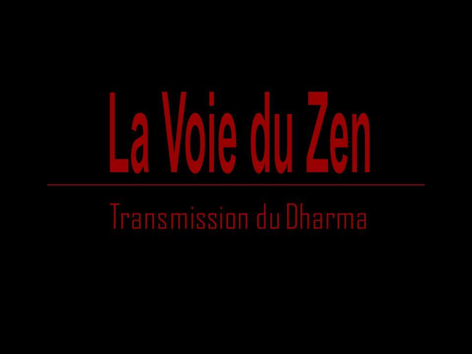 Transmission du Dharma