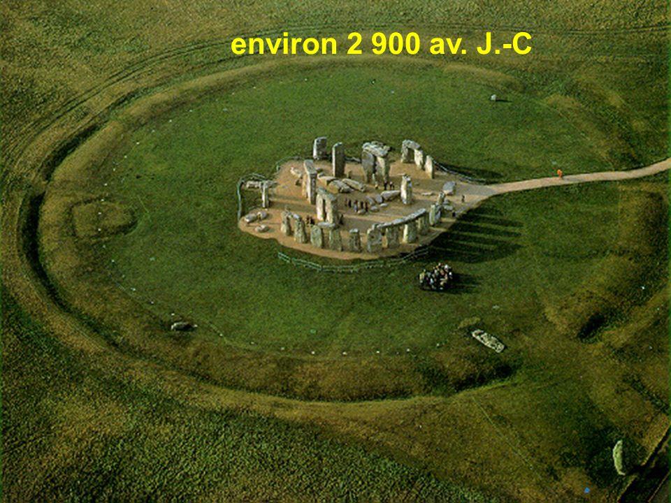 environ 2 900 av. J.-C