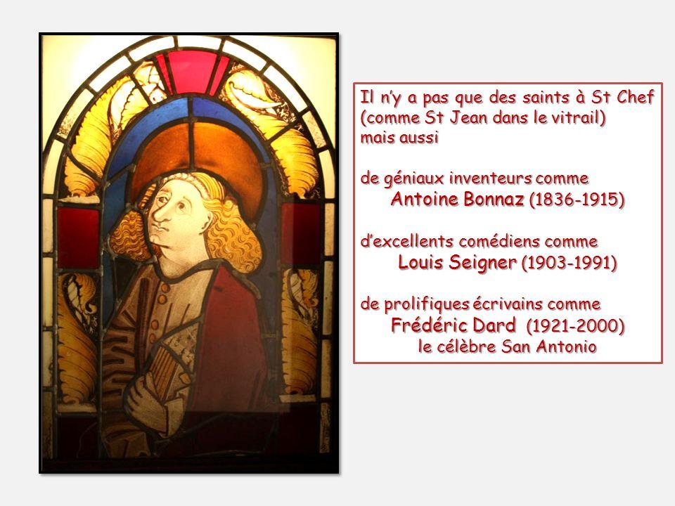 Antoine Bonnaz (1836-1915) Louis Seigner (1903-1991)