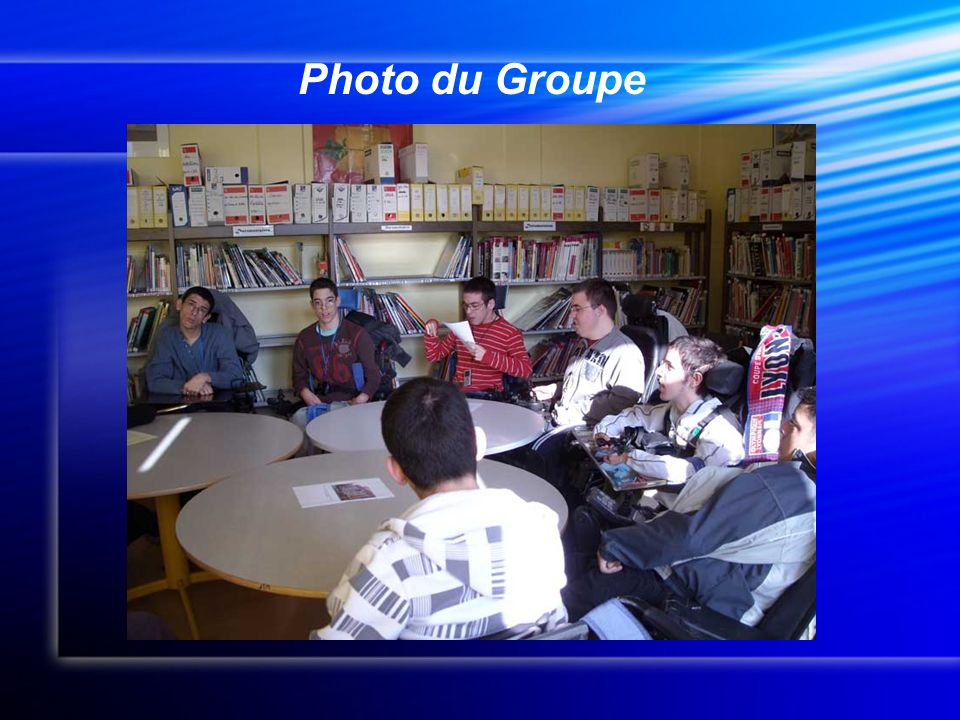 Photo du Groupe