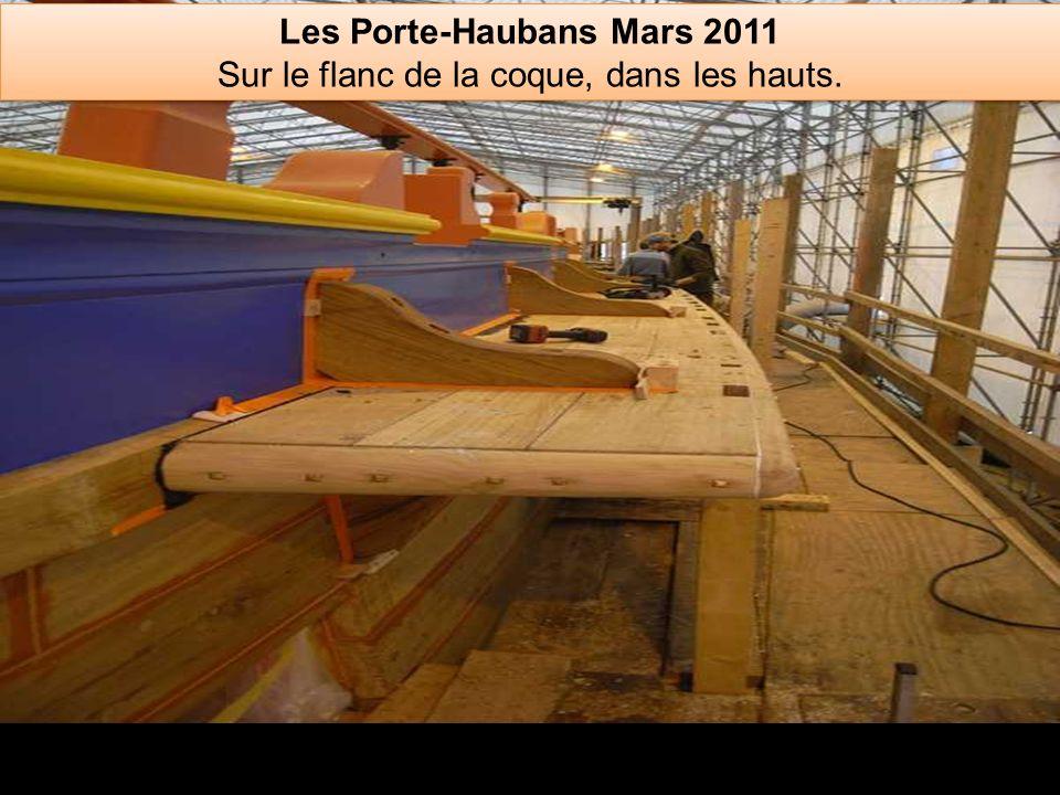 Les Porte-Haubans Mars 2011