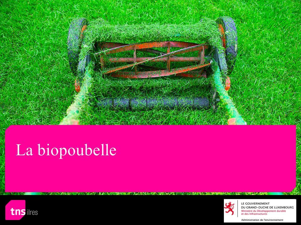 La biopoubelle