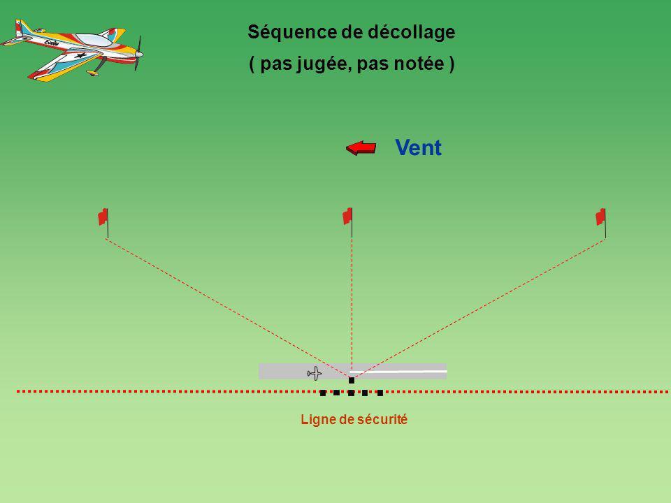 Vent Séquence de décollage ( pas jugée, pas notée ) 4 1200