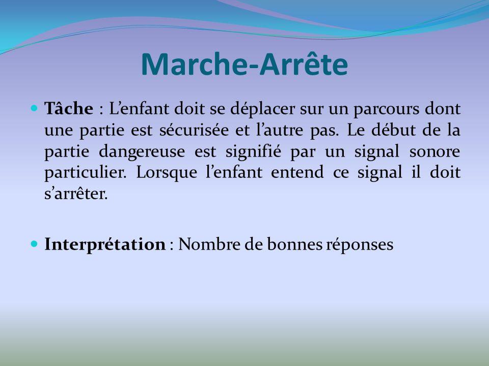 Marche-Arrête
