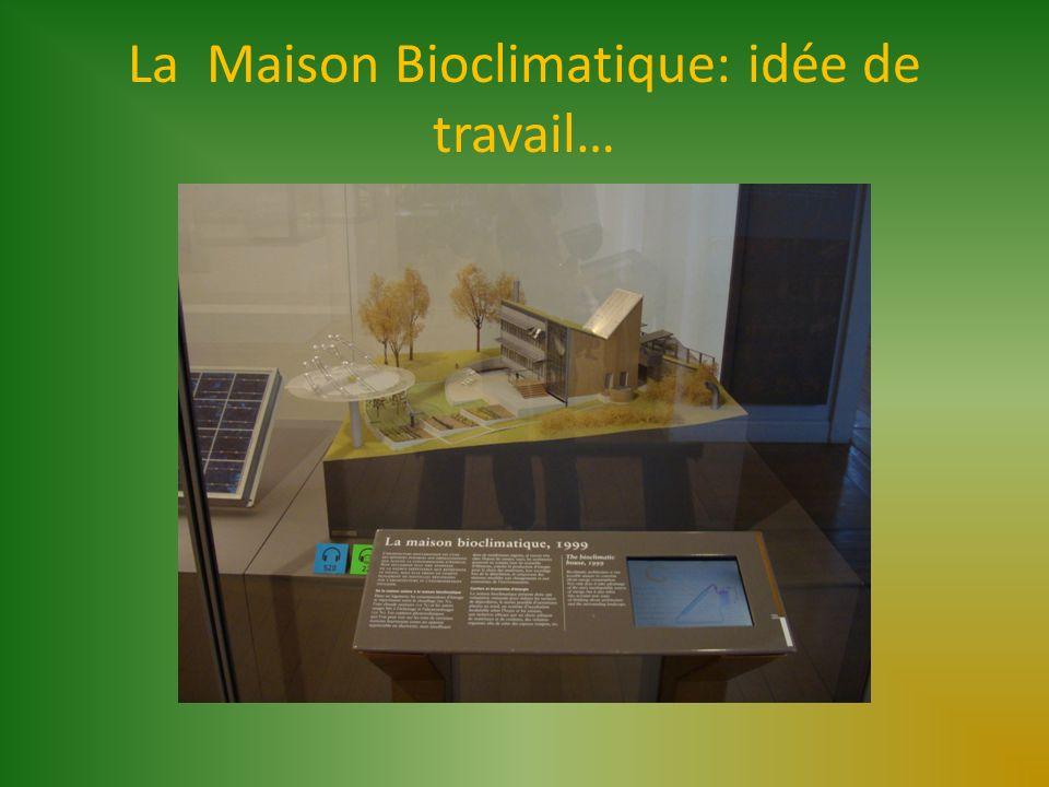 Devenir un co citoyen europ en projet comenius ecole primaire f ppt vide - La maison bioclimatique ...