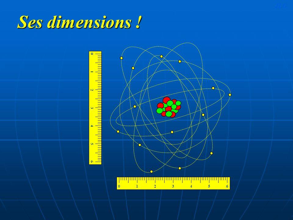 JLG Ses dimensions ! 1 2 3 5 6 4 1 2 3 5 6 4 26