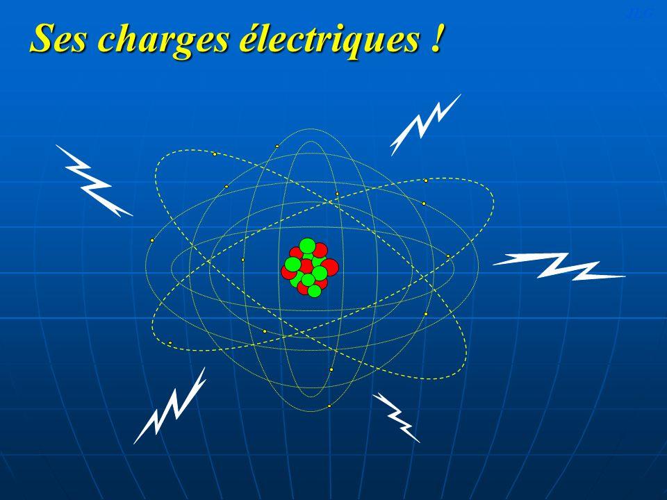 Ses charges électriques !