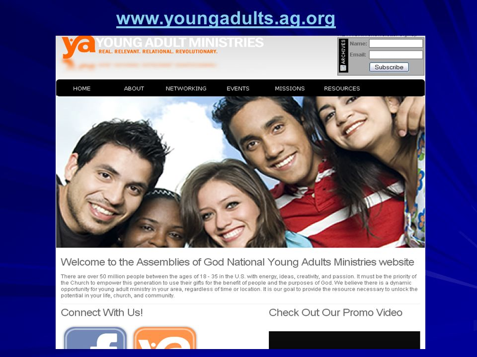 www.youngadults.ag.org