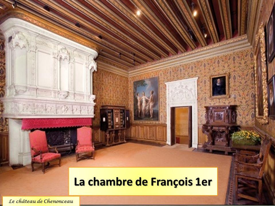 La chambre de François 1er