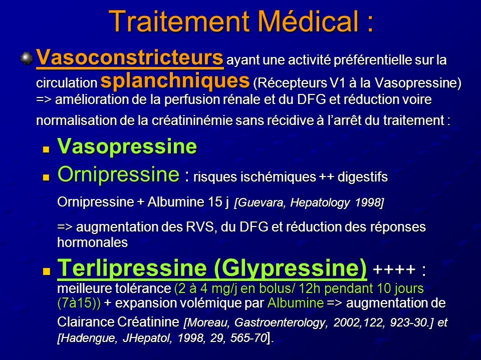 Traitement Médical :